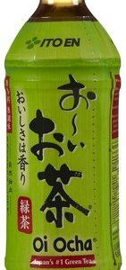 Ito En Tea's Tea - Oi Ocha Tea 16.9oz Bottle Case
