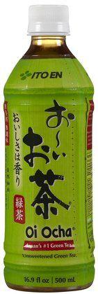 Ito En Tea's Tea - Oi Ocha Tea 16.9oz Bottle Case