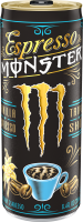 Monster - Triple Shot Vanilla Espresso 8oz Can Case