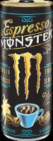Monster - Triple Shot Vanilla Espresso 8oz Can Case
