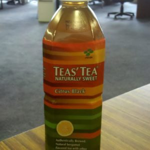 Ito En Tea's Tea - Lemon Black Tea 13.8oz Bottle Case