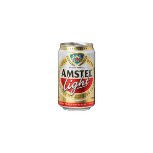 Amstel - Light 12oz Can 24pk Case