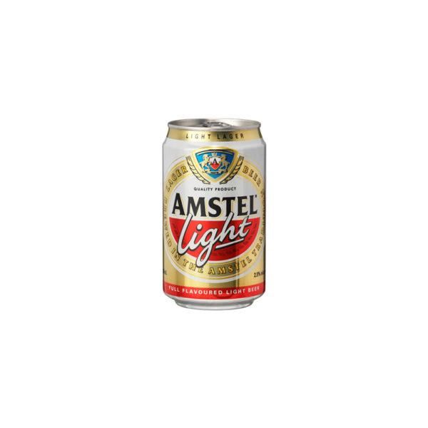 Amstel - Light 12oz Can 24pk Case