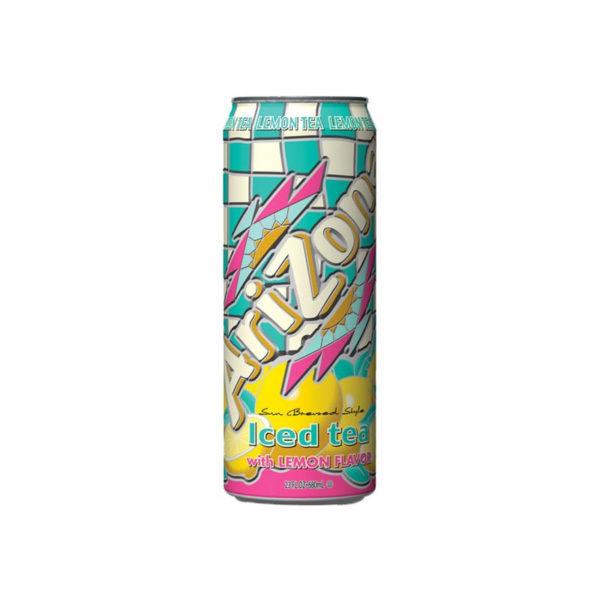 Arizona - Lemon Tea 8 Oz Cans