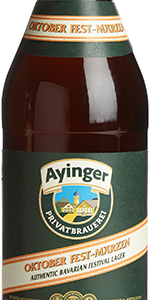 Ayinger - Oktoberfest 500ml (16oz) Bottle 20pk Case