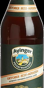 Ayinger - Oktoberfest 500ml (16oz) Bottle 20pk Case