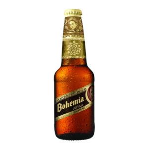 Bohemia - Lager 12oz Bottle 24pk Case