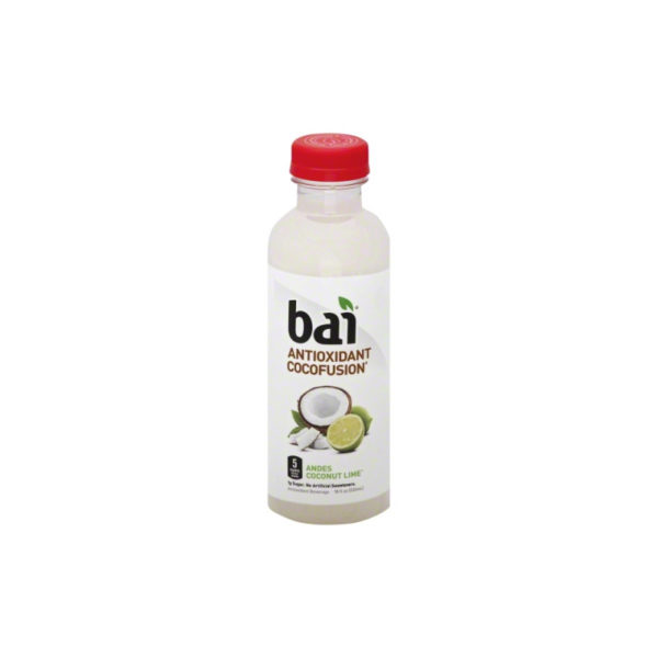 Bai 5 - Andes Coconut Lime 18oz Bottle Case