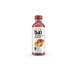 Bai 5 - Panama Peach 18oz Bottle Case