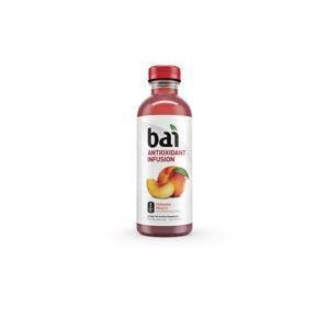 Bai 5 - Panama Peach 18oz Bottle Case