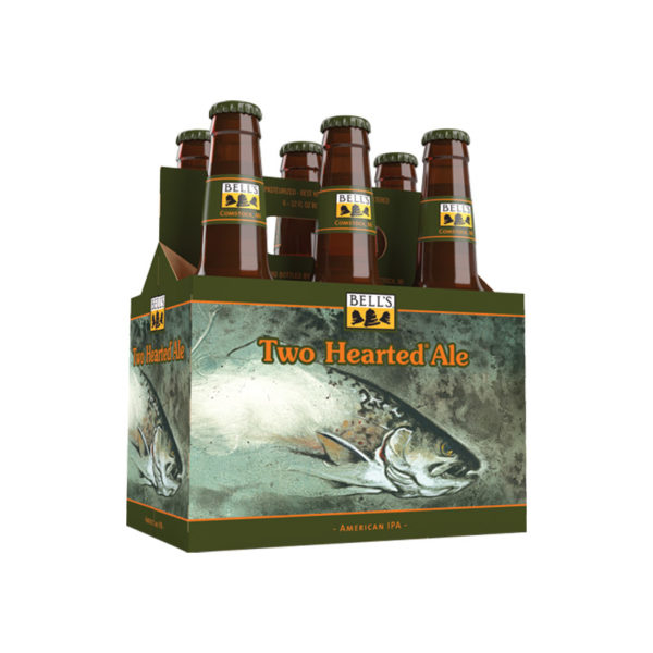 Bell's -Two Hearted IPA 12oz Bottle 24pk Case