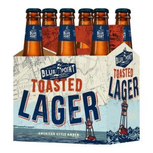 Blue Point - Toasted Lager 12oz Bottle 24pk Case