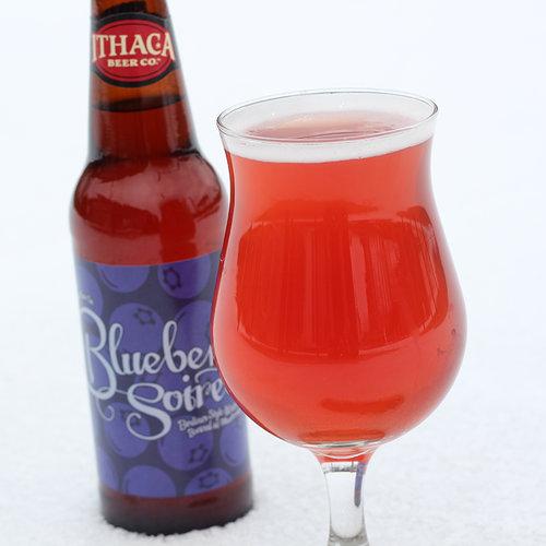 Ithaca - Blueberry Soiree 12oz Bottle 24pk Case