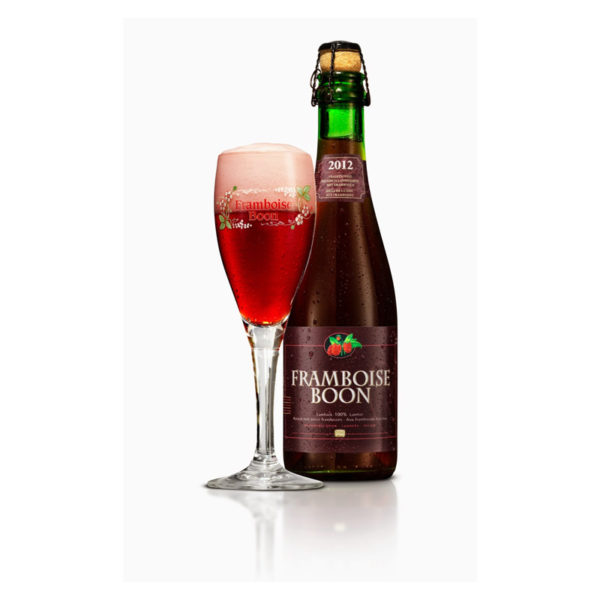 Brouweij Boon - Framboise (Raspberry) 330ml (11.2oz) Bottle 24pk Case