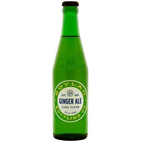 Boylan - Ginger Ale 12oz Bottle Case