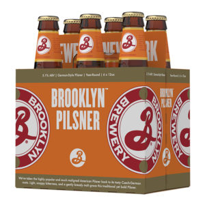 Brooklyn - Pilsner 12oz Bottle 24pk Case