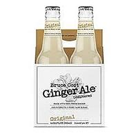 Bruce Cost - Ginger Ale 12oz Bottle Case