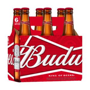 Budweiser - Bud 12oz Bottle 24pk Case