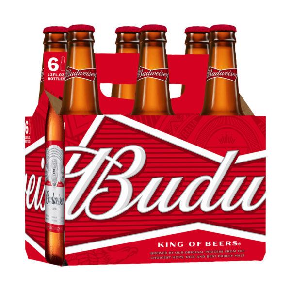 Budweiser - Bud 12oz Bottle 24pk Case