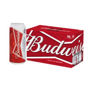 Budweiser - Bud 12oz Can 24pk Case