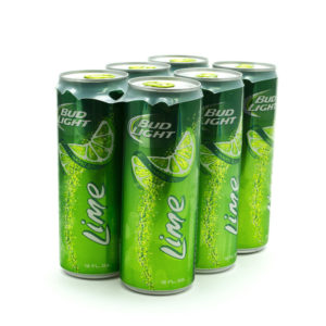 Budweiser - Bud Light Lime 12oz Can 24pk Case