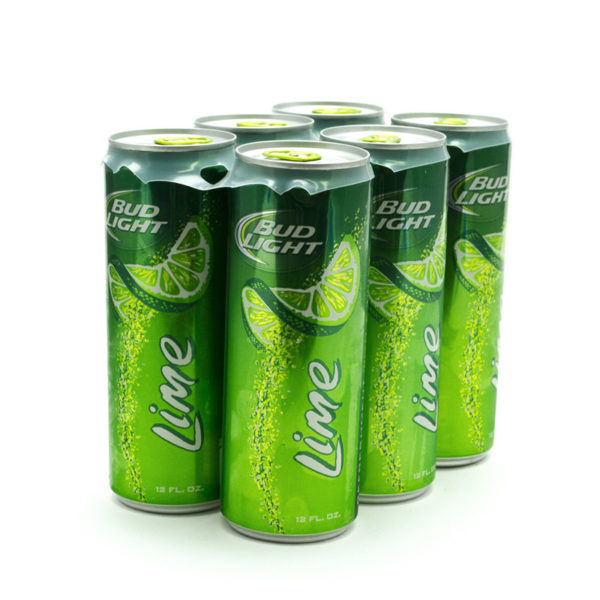 Budweiser - Bud Light Lime 12oz Can 24pk Case