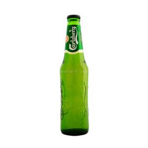 Carlsberg - Lager 330ml (11.2oz) Bottle 24pk Case