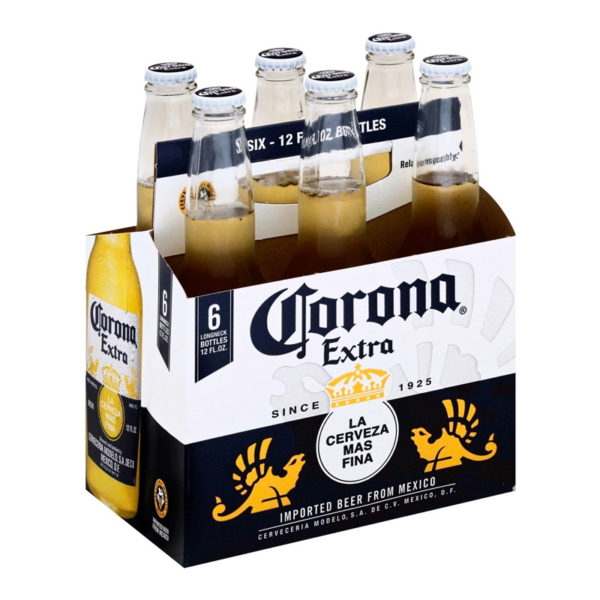 Corona - Extra 12oz Bottle 24pk Case