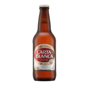 Carta Blanca - Lager 12oz Bottle 24pk Case