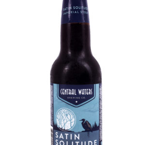 Central Waters - Satin Solitude Imperial Stout 12oz Bottle 24pk Case
