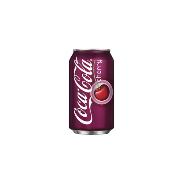 Coke - Cherry Coke 12oz Can Case