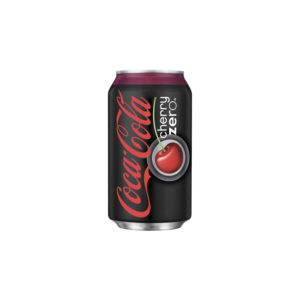 Coke - Cherry Coke Zero 12oz Can Case