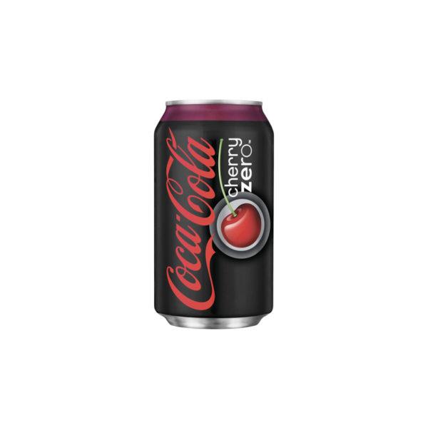 Coke - Cherry Coke Zero 12oz Can Case