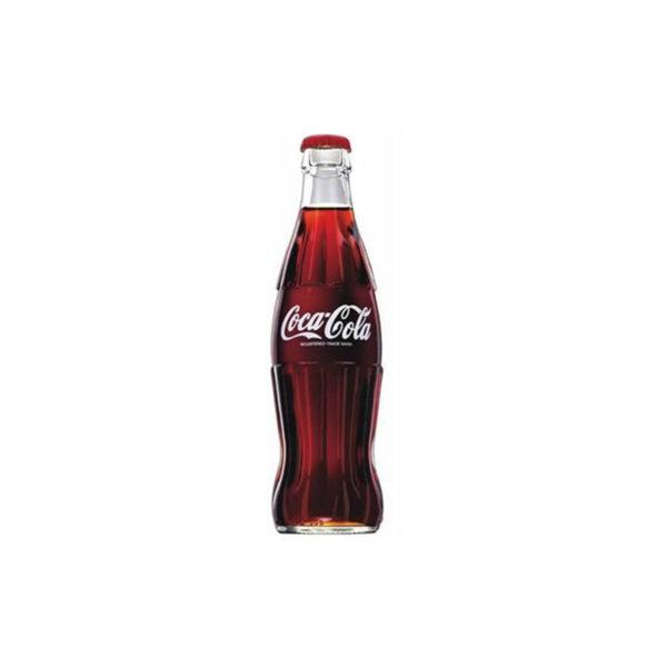Coke - 8oz Glass Bottle Case