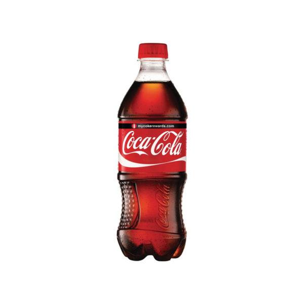 Coke - 20oz Bottle Case