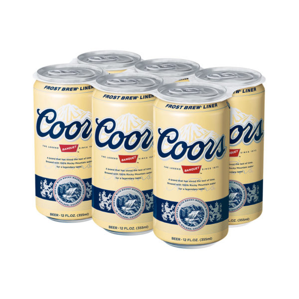 Coors - Original 12oz Can 24pk Case