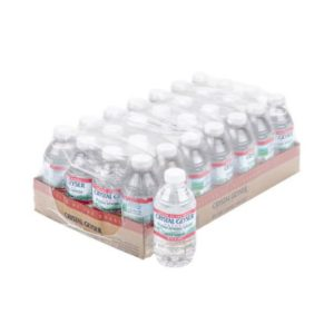 Crystal Geyser - 8oz Bottle Case - 28 Pack