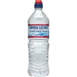 Crystal Geyser - 700ml (23.6oz) Sport Cap Case - 24 Pack