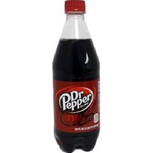 Dr. Pepper - 20oz Bottle Case