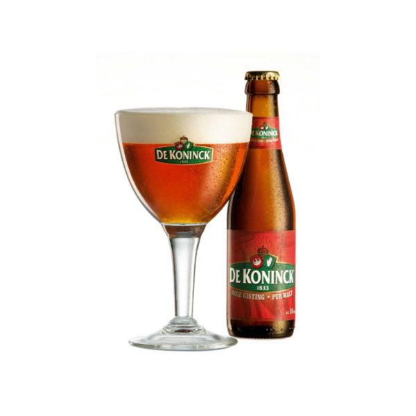 De Koninck - Ale 330ml (11.2oz) Bottle 24pk Case
