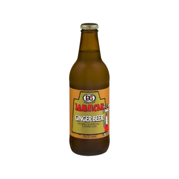 Dg Sodas - Ginger Beer 12oz Bottle Case