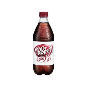 Diet Dr. Pepper - 12oz Can Case - 6 PACK
