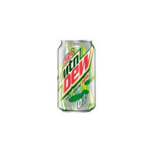 Mtn Dew - Diet 12 oz Can 24pk Case
