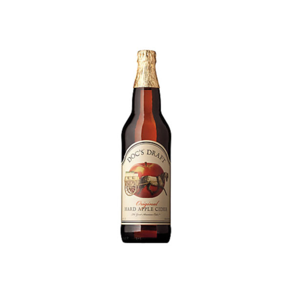 Doc's - Apple Cider 12oz Bottle Case