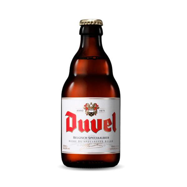 Duvel - 330ml (11.2oz) Bottle 24pk Case