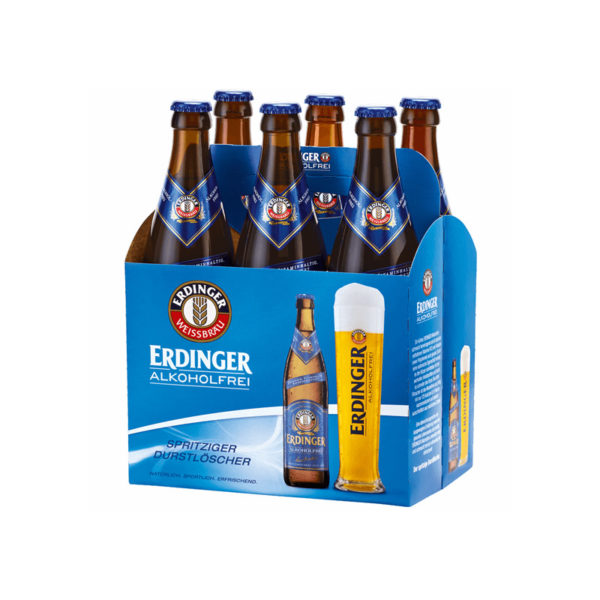 Erdinger - Non Alcoholic 11.2oz Bottle Case