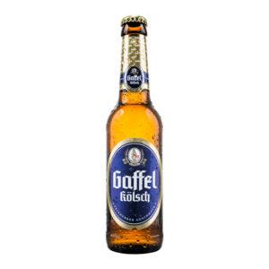 Gaffel - Kolsch 330ml (11.2oz) Bottle 24pk Case