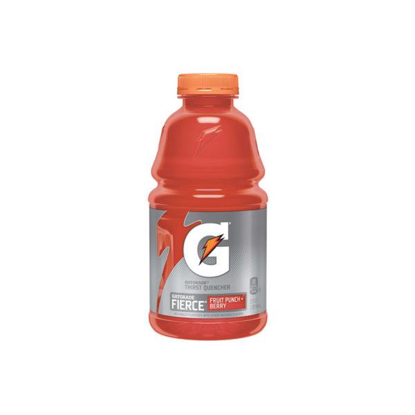 Gatorade - 32oz Fruit Punch Bottle Case