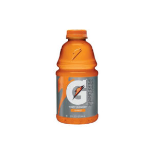 Gatorade - 32oz Orange Bottle Case