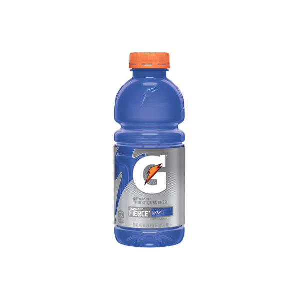 Gatorade - 20oz Grape Bottle Case